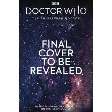 DOCTOR WHO 13TH #3 CVR C STOTT