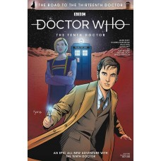 ROAD TO THE 13TH DOCTOR #1 SDCC VARIANT