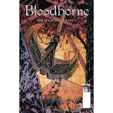 BLOODBORNE #8 HEALING THIRST CVR C BIVENS (MR)