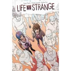 LIFE IS STRANGE #2 CVR A LEONARDI