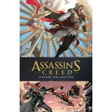 ASSASSINS CREED COVERS COLL HC (MR)