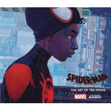 SPIDER-MAN INTO SPIDER-VERSE ART OF THE MOVIE HC