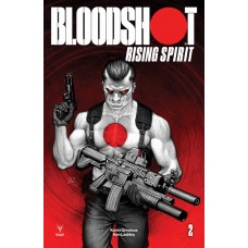 BLOODSHOT RISING SPIRIT #2 CVR B JONES