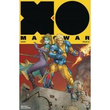 X-O MANOWAR (2017) #22 CVR A ROCAFORT