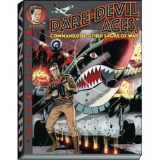 WALLY WOOD DARE DEVIL ACES HC