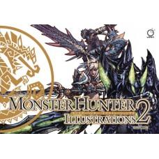MONSTER HUNTER ILLUSTRATIONS 2 HC