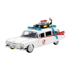 METALS GHOSTBUSTERS ECTO-1 1/24 VEHICLE