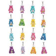 CARE BEARS SERIES 2 VINYL KEYCHAIN 18PC BMB DS