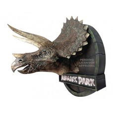 CHRONICLE JURASSIC PARK TRICERATOPS 1/5 SCALE BUST