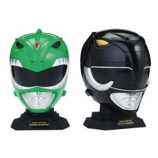 MMPR LEGACY 1/4 SCALE HELMET COLLECTION ASST C