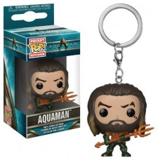 POCKET POP AQUAMAN FIG KEYCHAIN