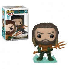 POP DC HEROES AQUAMAN VINYL FIG