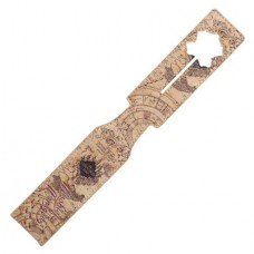 HARRY POTTER MARAUDERS MAP STRAP STYLE LUGGAGE TAG