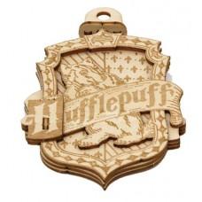 INCREDIBUILDS EMBLEMATICS HP HUFFLEPUFF
