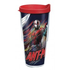 ANT MAN AND WASP 24 OZ TUMBLER WITH LID