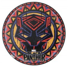 MARVEL BLACK PANTHER TRIBAL BUTTON MAGNET