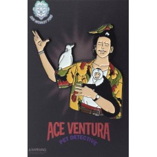 ACE VENTURA ANIMAL LOVER PIN