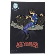 ACE VENTURA GROOMER PIN