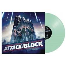 ATTACK THE BLOCK GLOW IN THE DARK OST LP