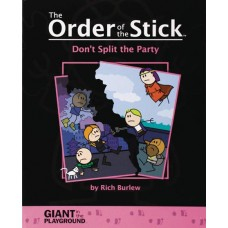 ORDER OF THE STICK GN VOL 04