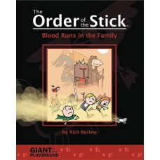 ORDER OF THE STICK GN VOL 05 BLOOD RUNS FAMILY