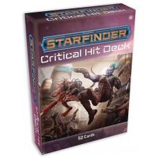 STARFINDER RPG CRITICAL HIT DECK