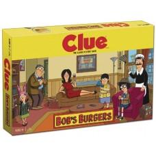 CLUE BOBS BURGERS BOARD GAME