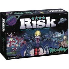 RISK RICK & MORTY BOARD GAME