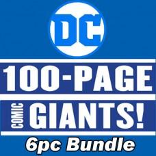 DC - 100 PAGE GIANT OCT BUNDLE @D