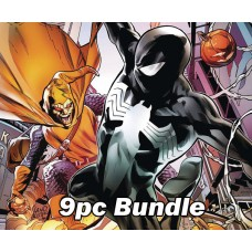 SYMBIOTE SPIDER-MAN ALIEN REALITY #1 REG AND VARIANT BUNDLE @A