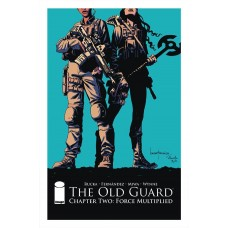 OLD GUARD FORCE MULTIPLIED #1 (OF 5) (MR)
