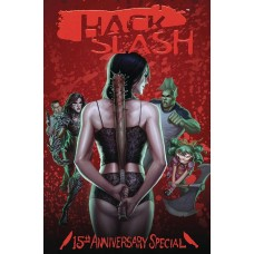 HACK SLASH 15TH ANNV CELEBRATION CVR A WALPOLE (ONE-SHOT) (M