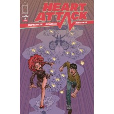 HEART ATTACK #2 (MR) @D