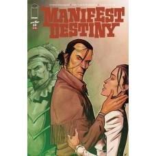 MANIFEST DESTINY #39 (MR) @D