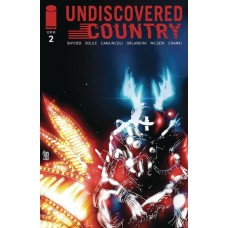 UNDISCOVERED COUNTRY #2 (MR)