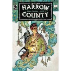 TALES FROM HARROW COUNTY DEATHS CHOIR #1 (OF 4) CVR A FRANQU @T