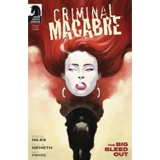 CRIMINAL MACABRE THE BIG BLEED OUT #1 (OF 4) @D