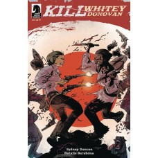 KILL WHITEY DONOVAN #1 (OF 5) CVR A PEARSON (MR) @D