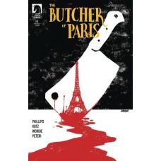 BUTCHER OF PARIS #1 (OF 5) (MR) @D