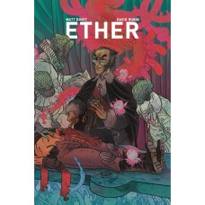 ETHER DISAPPEARANCE OF VIOLET BELL #4 (OF 5) CVR A RUBIN @D