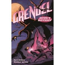 GRENDEL DEVILS ODYSSEY #3 (OF 8) CVR B SCHKADE (MR) @D