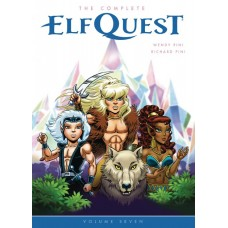 COMPLETE ELFQUEST TP VOL 07 @G