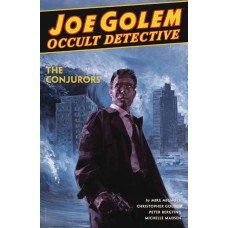 JOE GOLEM OCCULT DETECTIVE HC VOL 04 @G