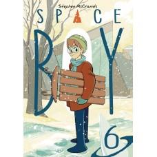 STEPHEN MCCRANIES SPACE BOY TP VOL 06 @G