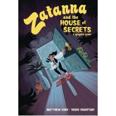 ZATANNA AND THE HOUSE OF SECRETS TP @S