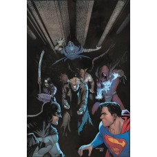 BATMAN SUPERMAN #5 @D