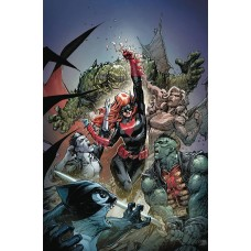 GOTHAM CITY MONSTERS #4 (OF 6) @D