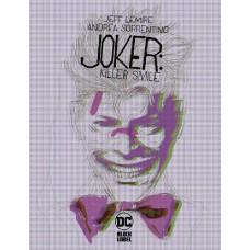 JOKER KILLER SMILE #2 (OF 3) (MR) @U