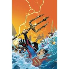 LEGION OF SUPER HEROES #2 @D