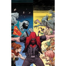 RED HOOD OUTLAW #41 @D